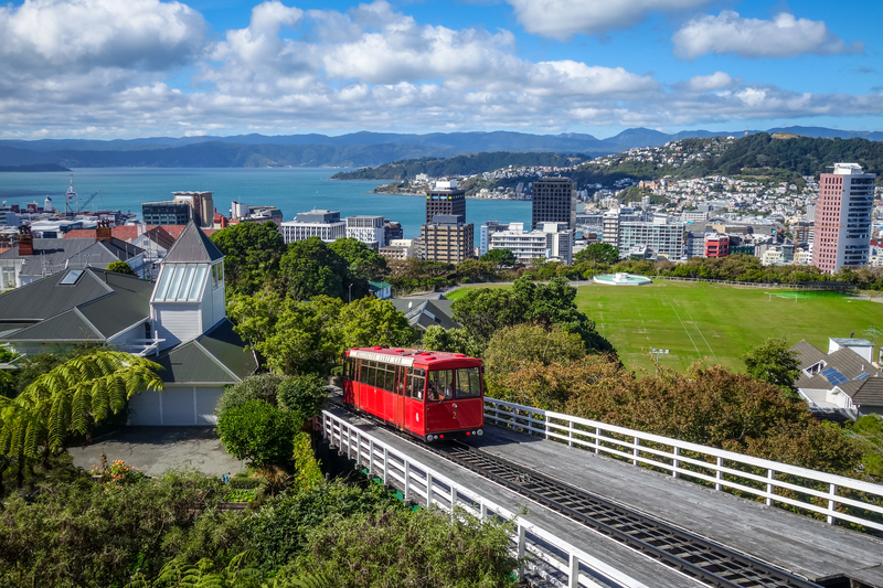 Wellington is the second largest city and the capital of New Zealand.