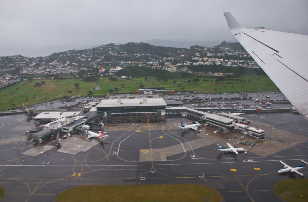 Wellington International Airport is the main international airport serving the capital of New Zealand, Wellington.